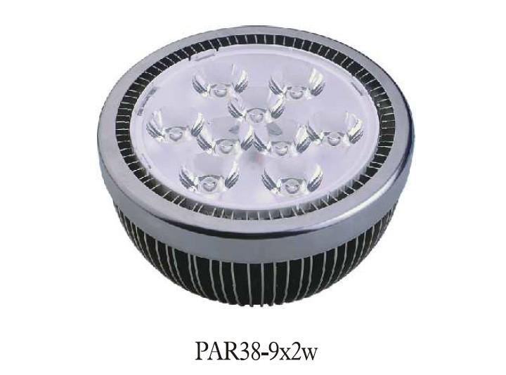 - PAR38-9X2W